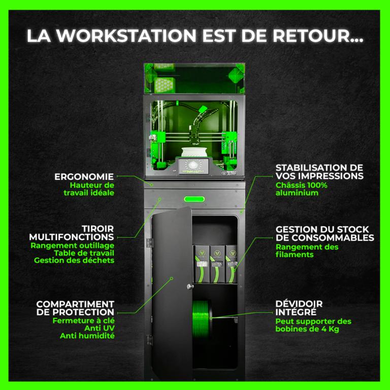 Workstation réseaux